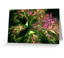 Fairyland in Spring Greeting Card