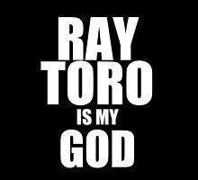 Ray Toro Is My God by Sarah Ralph