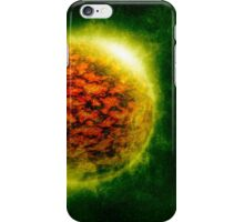 Dead planet iPhone Case/Skin