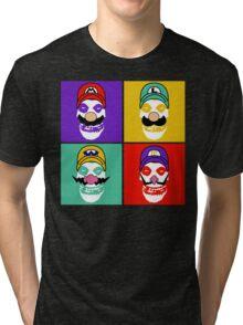 N. Misfit 4 (d) Tri-blend T-Shirt