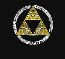 Zelda - Triforce circle Unisex T-Shirt