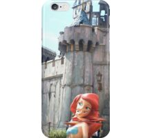 Banksy Dismaland Mermaid and Castle iPhone Case/Skin