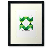 Design 179 Framed Print