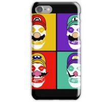 N. Misfit 4 (c) iPhone Case/Skin