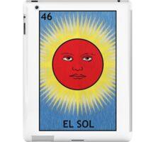 El Sol - The Sun iPad Case/Skin