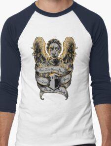 Don't Blink (Alternate) Men's Baseball ¾ T-Shirt