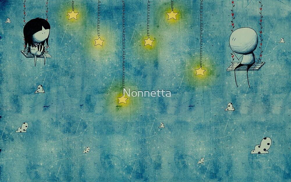 Last night I dreamt by Nonnetta