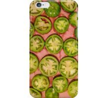 Green Tomatoes iPhone Case/Skin