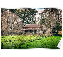 Birdwood Cottage Poster