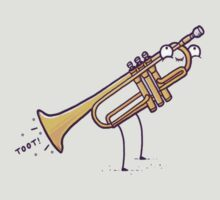 """Playing the """"trumpet"""" by mipeliba"""