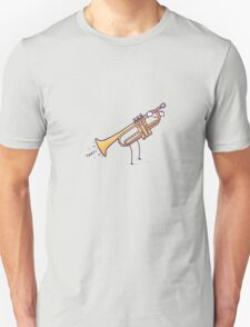 """Playing the """"trumpet"""" T-Shirt"""
