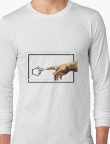 Creation of humans Long Sleeve T-Shirt