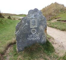 Upton Towans Landmarker by DEB VINCENT