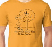 The Drone Eating Tree Strikes Again! Unisex T-Shirt