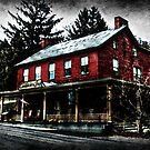 Haunted Cashtown Inn by Jane Neill-Hancock
