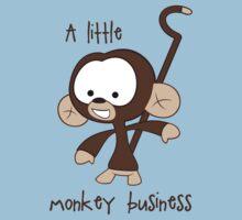 Baby Monkey Baby Tee