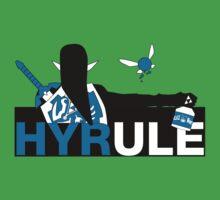 Hyrule by Hellstoast