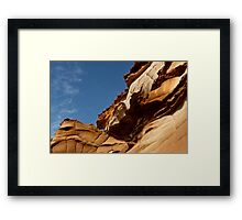 Day 311 Terrigal  Framed Print