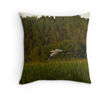 The Get Away Throw Pillow