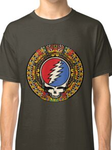 2012 Mayan Steal Your Face - Full Color Classic T-Shirt