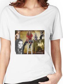 Stana Katic Women's Relaxed Fit T-Shirt