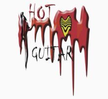 HOT GUITAR by pjmurphy