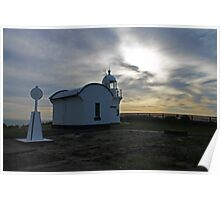 Crowdy Lighthouse Poster