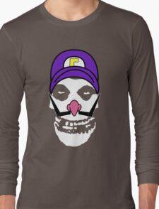 Misfit Waluigi Long Sleeve T-Shirt