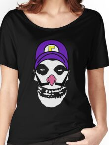 Misfit Waluigi Women's Relaxed Fit T-Shirt