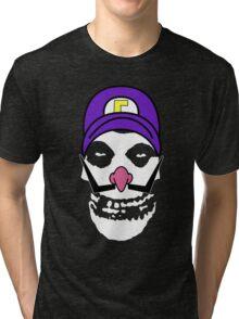 Misfit Waluigi Tri-blend T-Shirt