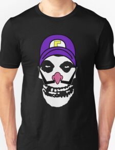 Misfit Waluigi Unisex T-Shirt