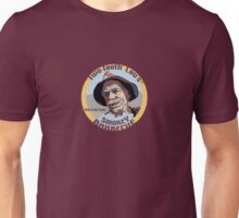 'Two-Tooth' Lou's Smokey Barbecue Unisex T-Shirt