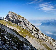 Pilatus - Switzerland by Kim Andelkovic