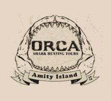 Orca Shark Hunting Tours by Joe Dugan