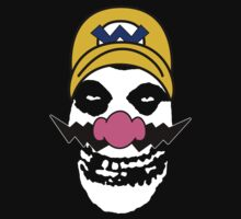 Misfit Wario One Piece - Short Sleeve