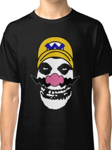 Misfit Wario Classic T-Shirt