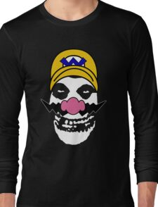 Misfit Wario Long Sleeve T-Shirt