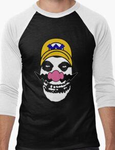 Misfit Wario Men's Baseball ¾ T-Shirt
