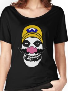 Misfit Wario Women's Relaxed Fit T-Shirt