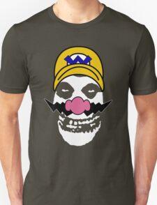 Misfit Wario Unisex T-Shirt
