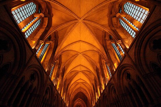 Truro Cathedrall (2) by SWEEPER