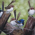 Birds of a Feather by Sally Ford