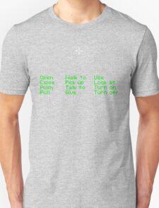 Monkey Island Pixel Style- Retro DOS game fan item Unisex T-Shirt