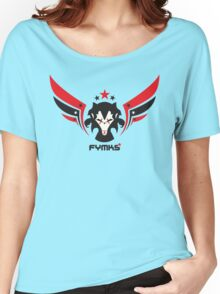 Fly Monkees Women's Relaxed Fit T-Shirt