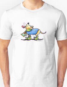 Chihuahua Winter Magic Unisex T-Shirt