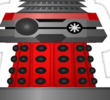 dalek -disproportionate! Sticker