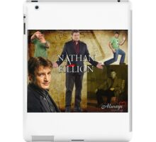 Nathan Fillion iPad Case/Skin