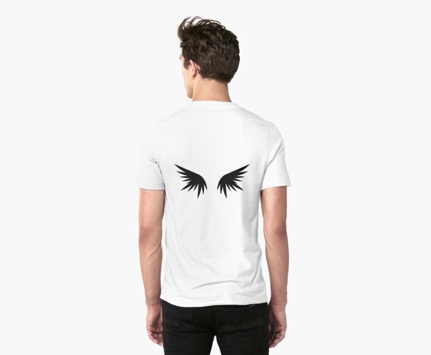 Wings For Flight by Merwok
