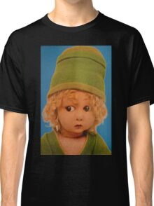Vintage Green Dolly Classic T-Shirt