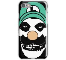 Misfit Luigi iPhone Case/Skin